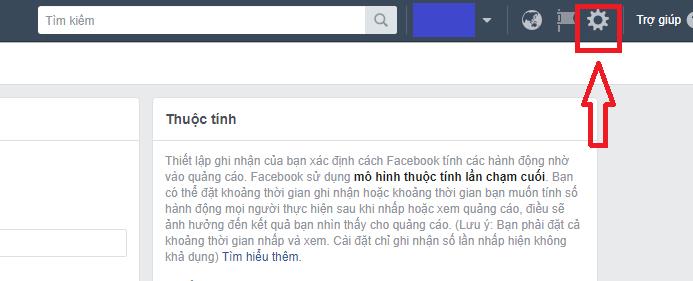 Tạo tài khoản Facebook Ads