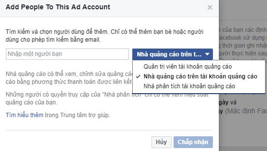 Tạo tài khoản Facebook Ads. Ảnh 5
