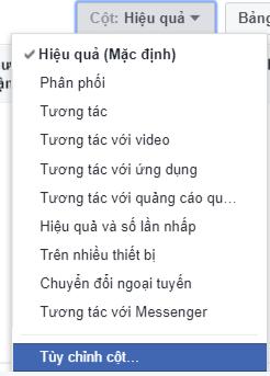 Cách xem báo cáo Pixel Facebook
