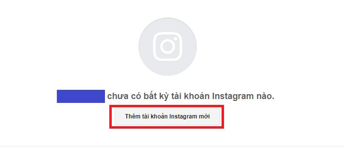 Liên kết tài khoản quảng cáo Facebook với Instagram. Ảnh 3
