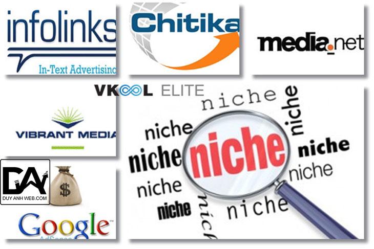 Tìm kiếm Niche