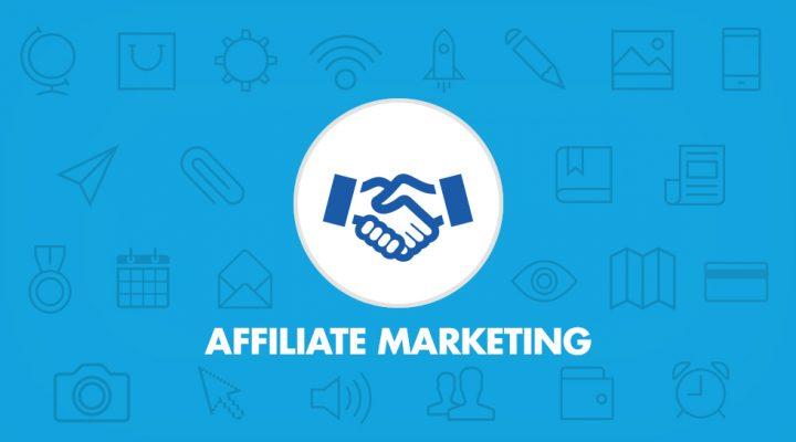 Affiliate Marketing chính là xu hướng hái ra tiền năm 2017-2018 cho việc kinh doanh tại nhà