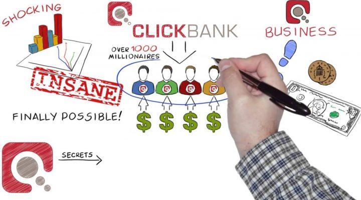 Clickbank là gì ? Tìm hiểu về kiếm tiền với Clickbank