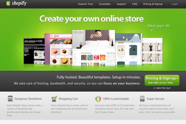 Kinh doanh với Shopify với 7 bước mà bạn cần phải biết