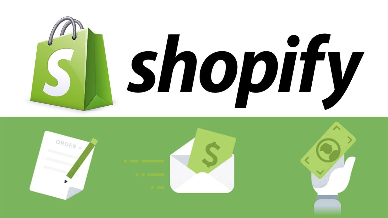 Tạo cửa hàng Shopify