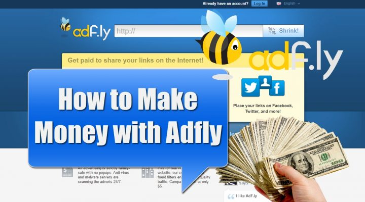 Làm thế nào để kiếm tiền hiệu quả với Adf.ly?