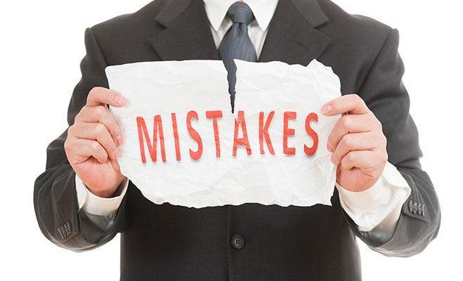 Tổng hợp 10 lỗi cực lớn trong tiếp thị và giải pháp khắc phục